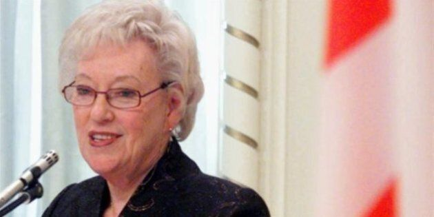 L'ex-ministre conservatrice, Flora MacDonald, est morte à l'âge de 89