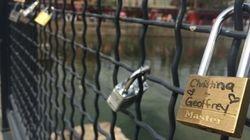 Le Vieux-Port de Montréal n'aime pas les cadenas