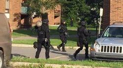 Québec : les deux individus barricadés se sont
