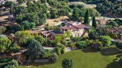 Johnny Depp vend sa gigantesque propriété en France