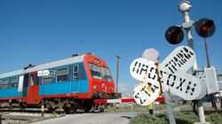 Δύο νεκροί από σύγκρουση αυτοκινήτου με τρένο στην
