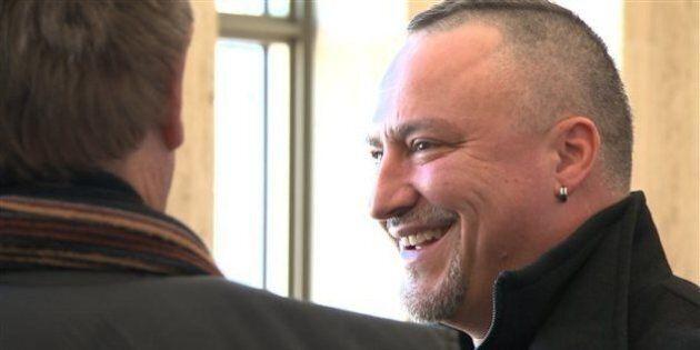 Bernard «Rambo» Gauthier acquitté dans une affaire de non-respect de