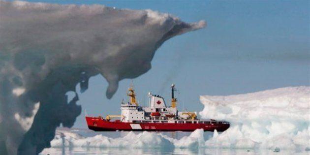 Nouvelle mission de cartographie dans l'Arctique