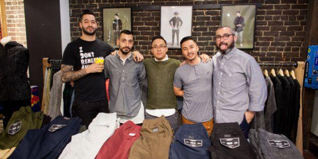 Styles de soirée: la ligne de vêtements Publish débarque chez Off The Hook