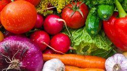 5 façons de faire manger plus de légumes à vos