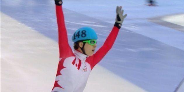 Charle Cournoyer triomphe, Valérie Maltais termine 2e aux
