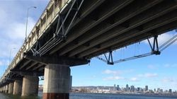 Le pont Champlain se dégrade toujours, selon un nouveau rapport