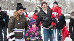 Visite du premier ministre au Carnaval de Québec
