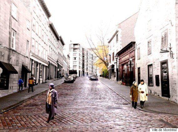 Nouvelle rue Saint-Paul : 142 places de stationnement
