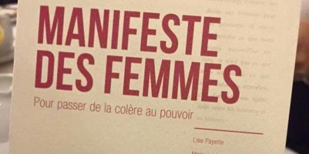 Des femmes «tannées» présentent leurs «exigences» et convient les