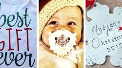 Tout ce qu'il vous faut pour le premier Noël de bébé