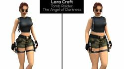 Si les héroïnes de jeux vidéo avaient un poids «normal»