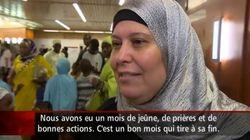 La communauté musulmane fête la fin du Ramadan