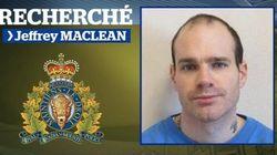 Le détenu fugitif de Moncton est