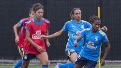 Mondial féminin: le Brésil défait