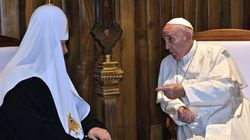 Voyage historique du pape à