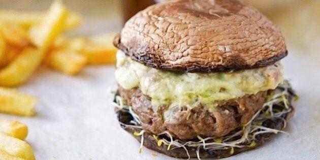 10 hamburgers sans pain pour faire changement