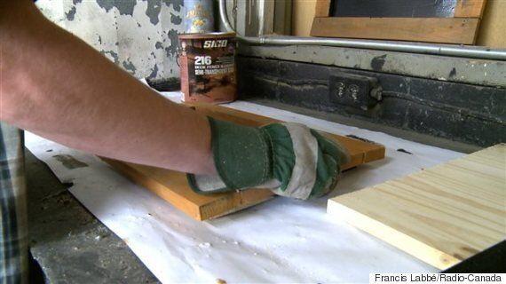Fabriquer des meubles pour retrouver son estime de