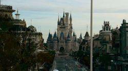 Vision post-apocalyptique de Walt Disney World
