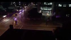 Les images de la fusillade à Dallas