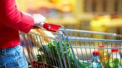 Les Canadiens paient leur panier d'épicerie plus