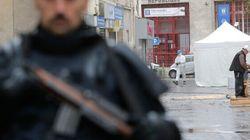 Assaut de Saint-Denis: le troisième corps