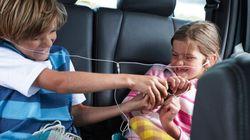Deux heures de musique pour la route des vacances avec les enfants