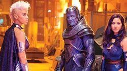 La nouvelle Tornade, Olivia Munn... premières images de «X-men : Apocalypse»