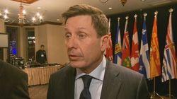 Pierre Moreau de retour à l'Assemblée nationale