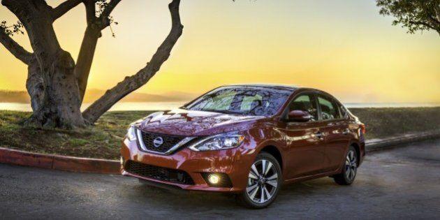 La Nissan Sentra se refait une beauté au Salon de Los Angeles