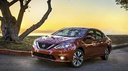 La Nissan Sentra se refait une beauté