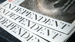 The Independent passe au 100 %
