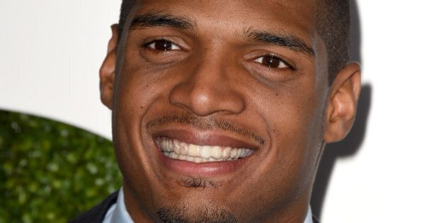 LOS ANGELES, CA - DECEMBER 04:  Football player Michael Sam attends the 2014 GQ Men Of The Year party at Chateau Marmont on December 4, 2014 in Los Angeles, California.  (Photo by Steve Granitz/WireImage)