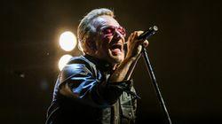 Bono rencontrera Harper, Mulcair et