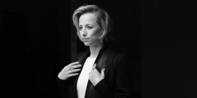 Karine Vanasse amorce le tournage de la série
