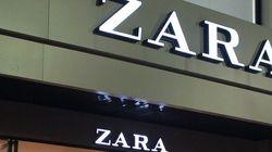 Une femme voilée refusée d'entrée au Zara à Paris
