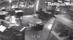 13 novembre : Des images de l'attaque d'une terrasse sont diffusées