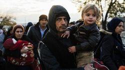 Les migrants filtrés par nationalité dans les