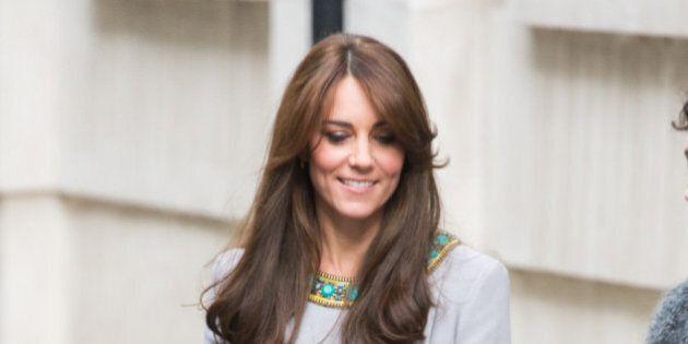 Bientôt une ligne de produits bio pour bébé lancée par Kate Middleton et