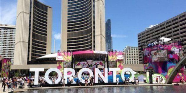 Toronto pourrait être candidate pour les Olympiques de