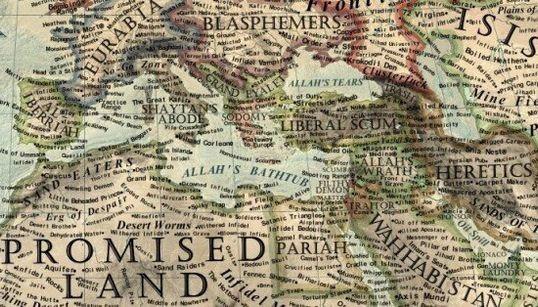 «Le monde selon Daech», vu par un internaute