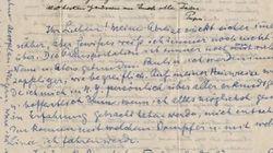 Des lettres d'Einstein vendues plus de 400 000