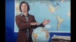 Quel est le lien entre les réfugiés et cette pub de 1973 avec Yvon