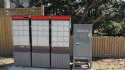 Nouvelles boîtes postales: Postes Canada remporte une bataille en