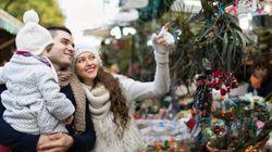 12 activités du temps des fêtes pour toute la famille à