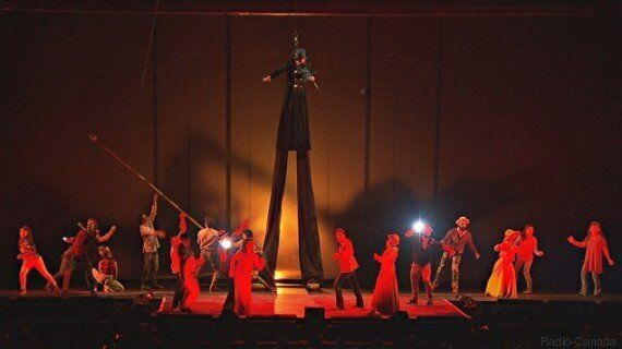 Hommage du Cirque du Soleil à Beau Dommage: «Le monde est fou» donne envie de chanter