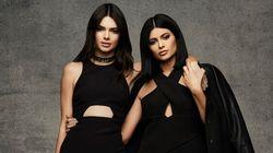 Kendall et Kylie Jenner lancent une collection des Fêtes avec Topshop