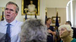 Le candidat Jeb Bush s'en prend aux