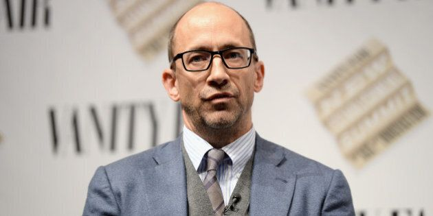 SAN FRANCISCO, CA - OCTOBER 09: Twitter CEO Dick Costolo speaks onstage during 'Social Goes Global' at...