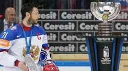 Mondial de hockey: la Russie mise à l'amende pour avoir quitté une